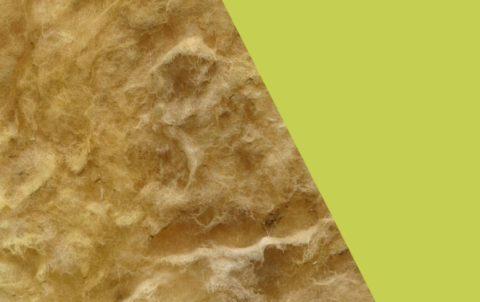 laine de chanvre pour l'isolation thermique