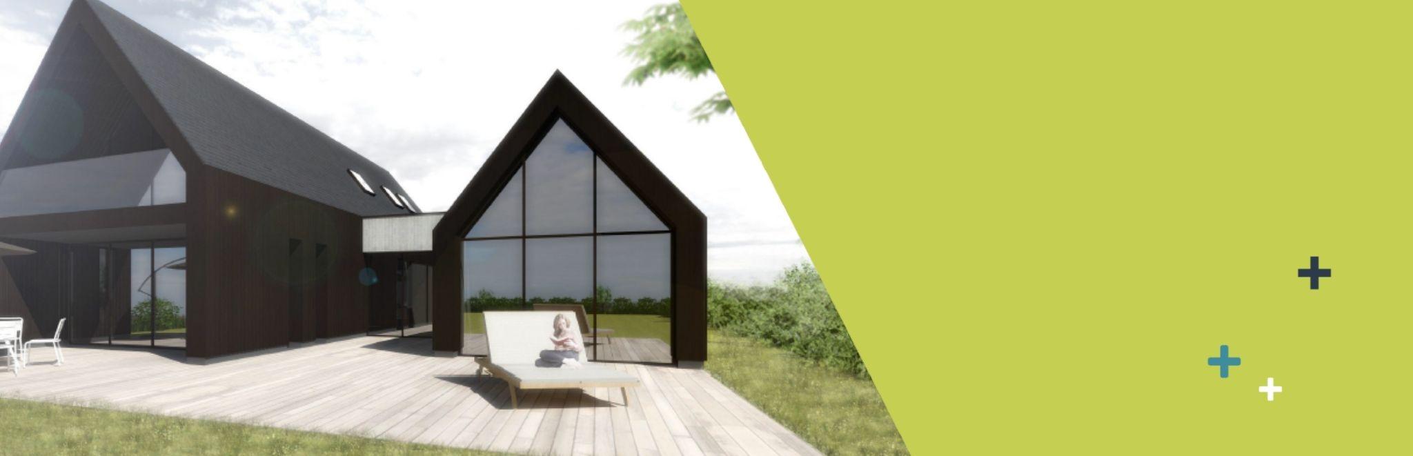 etude thermique pour une maison individuelle en bord de mer